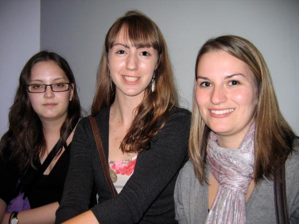 Hannah, Rachel and Deborah